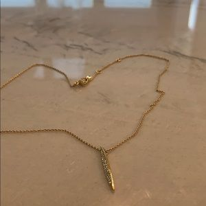 Nadri Cute sparkly delicate necklace.